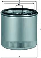 Топливный фильтр Knecht/Mahle KC20 -