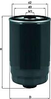 Топливный фильтр Knecht/Mahle KC504 -