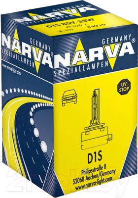 Автомобильная лампа Narva D1S 84010