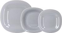 Набор тарелок Luminarc Carine Granit N7665 (18шт) -