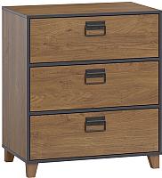 Комод Woodcraft Эссен 3989 (дуб кендал коньяк) -