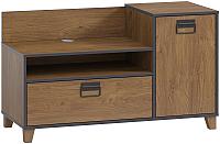 Тумба Woodcraft Эссен 4091 (дуб кендал коньяк) -
