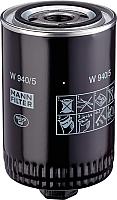 Масляный фильтр Mann-Filter W940/5 -