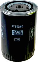 Масляный фильтр Mann-Filter W940/66 -