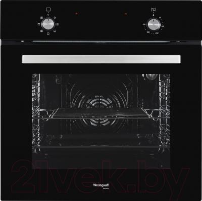 Электрический духовой шкаф Weissgauff EOV18PB