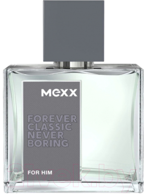 Туалетная вода Mexx Forever Classic Never Boring for Him mexx life is now for him туалетная вода 50мл