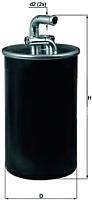 Топливный фильтр Knecht/Mahle KL775 -
