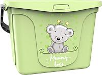 Контейнер для хранения Berossi Mommy love АС 48762000 (зеленое дерево) -