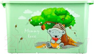 Контейнер для хранения Berossi Mommy love АС 49162000 (чайное дерево)