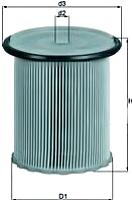 Топливный фильтр Knecht/Mahle KX74 -