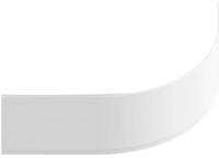 Экран для душевого поддона New Trendy Maxima O-0146 (100x80x35) -