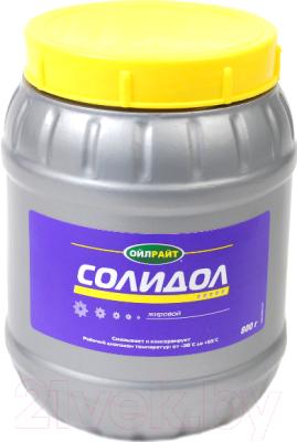Смазка техническая, 2 шт. Oil Right Солидол жировой
