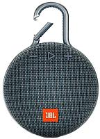 Портативная колонка JBL Clip 3 (синий) -