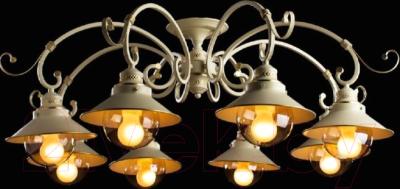 Люстра Arte Lamp Grazioso A4577PL-8WG