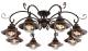 Люстра Arte Lamp Grazioso A4577PL-8CK -