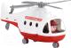 Вертолет игрушечный Полесье Альфа скорая помощь / 72399 (в сеточке) -