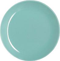 Тарелка столовая мелкая Luminarc Arty Soft Blue L1123 -