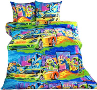 Комплект постельного белья Моё бельё Граффити 2
