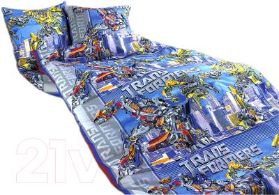 Комплект постельного белья Моё бельё Трансформеры 2