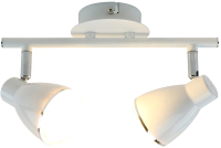 Спот Arte Lamp Gioved Bianco A6008PL-2WH -