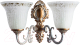 Бра Arte Lamp Delizia A1032AP-2WG -