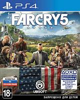 Игра для игровой консоли Sony PlayStation 4 Far Cry 5 -