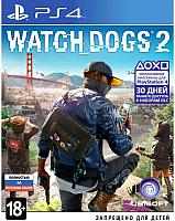 Игра для игровой консоли Sony PlayStation 4 Watch Dogs 2 -