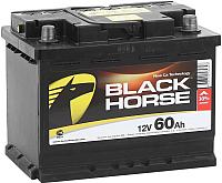 Автомобильный аккумулятор Black Horse 60 R / BH60.0 (60 А/ч) -