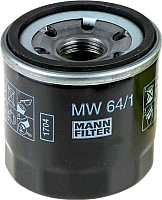 Масляный фильтр Mann-Filter MW64/1 -