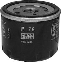 Масляный фильтр Mann-Filter W79 -