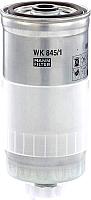 Топливный фильтр Mann-Filter WK845/1 -