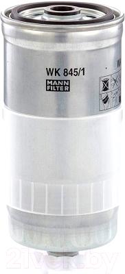 Топливный фильтр Mann-Filter WK845/1