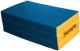 Гимнастический мат Kampfer №6 150x100x10см (синий/желтый) -