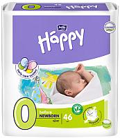 Подгузники детские Bella Baby Happy Before Newborn (46шт) -