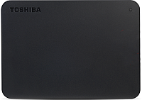 Внешний жесткий диск Toshiba Canvio Basics 500GB (HDTB405EK3AA) (черный) -