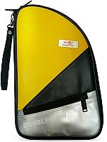 Чехол для ракетки Double Fish R 03 (желтый) -