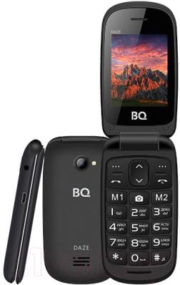 Мобильный телефон BQ Daze BQ-2437 (черный)