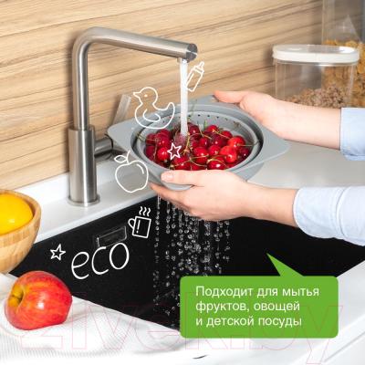 Средство для мытья посуды Synergetic Биоразлагаемое. Лимон (5л)