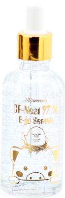 Сыворотка для лица Elizavecca CF-Nest B-jo Serum с экстрактом ласточкиного гнезда 97% (50мл)