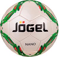 Футбольный мяч Jogel JS-210 Nano (размер 5) -