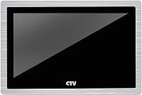 Видеодомофон CTV M4104AHD (черный) -