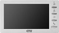 Видеодомофон CTV M1701MD (белый) -