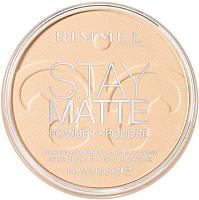Пудра компактная Rimmel Stay Matte Pressed Powder тон 001 (14г) -