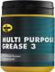 Смазка техническая Kroon-Oil Multi Purpose Grease 3 Высокотемпературная литиевая / 34070 (600г) -