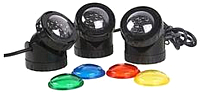 Набор светильников для пруда Jebao PL1LED-3 -