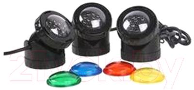 Набор светильников для пруда Jebao PL1LED-3