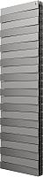 Радиатор биметаллический Royal Thermo PianoForte Tower 500 Silver Satin (22 секции) -