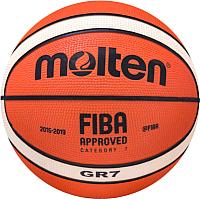 Баскетбольный мяч Molten BGR7-OI (размер 7) -
