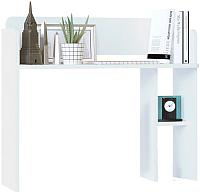 Надстройка для стола Сокол-Мебель КН-01 (белый) -