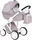 Детская универсальная коляска Adamex Luciano 2 в 1 (Q208) -